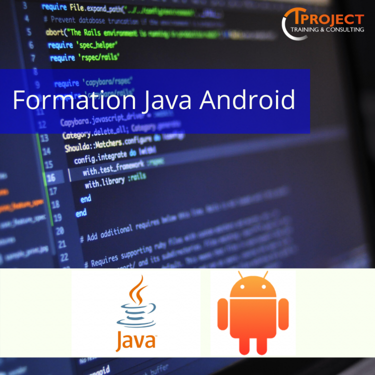 Java android Formation